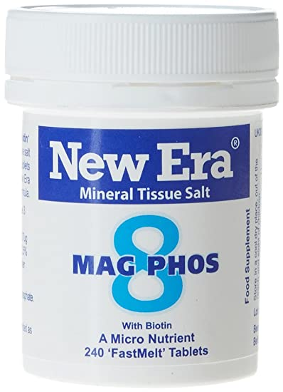 New Era Number 8 Mag. Phos. Tablets - by New Era