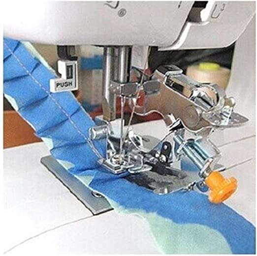 Nmyz Ruffler Presser Foot Feet League Ruffler Presser Foot Feet ...
