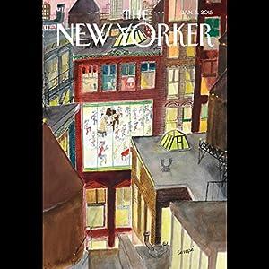The New Yorker, January 5th 2015 (Andrew Marantz, David Sedaris, Louis Menand) Periodical