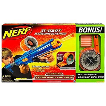 Nerf Rapid Fire 20 Review. I actually bought this gun 3-5 years ago, and  since becoming something of an experienced