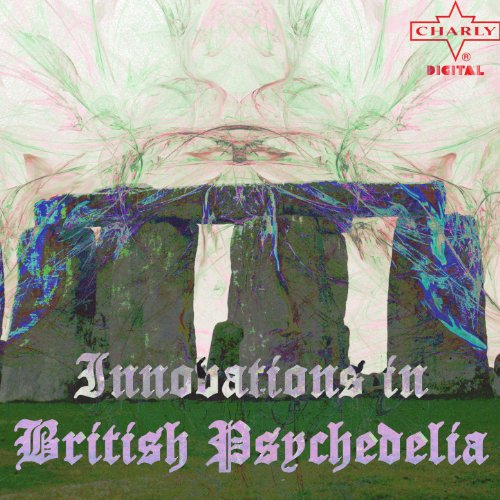 Innovations in British Psychedelia