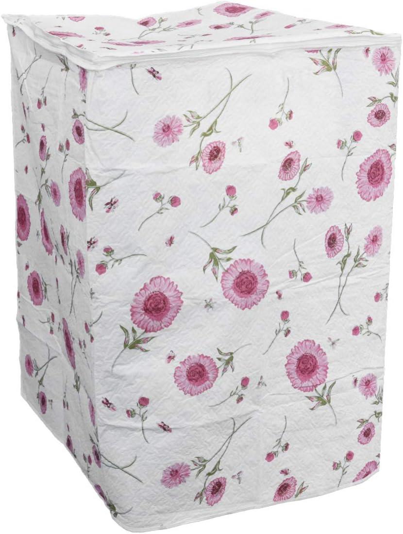 LIOOBO cubierta de lavadora cubierta de secadora cubierta de lavadora cubierta antideslizante para baño tienda hogar