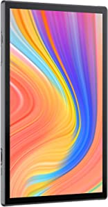 "VANKYO MatrixPad S10 10 inch Tablet, 2 GB RAM, 32 GB Storage, Quad-Core Processor, Android OS, 10.1"" IPS HD Display, Wi-Fi, USB Type C Port, GPS, FM, Slate Black"