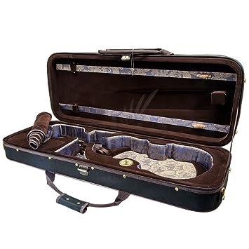 Amazon.com: Paititi - Funda rígida para violín (tamaño 4/4 ...