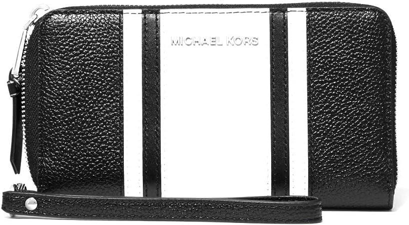 Michael Kors - Cartera de Piel para Smartphone (18 x 10 x 3 cm ...