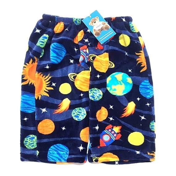 55e2d9ae7233 Amazon.com  Confetti and Friends Boys Fuzzy Plush Shorts  Clothing