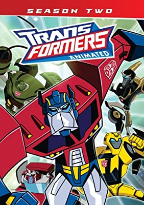 Transformers Animated: Season 2