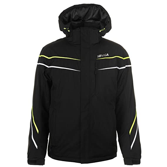 Nevica Mens Meribel Ski Jacket  Amazon.co.uk  Clothing 38a8be74ee
