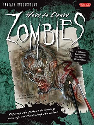 book cover of How to Draw Zombies