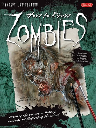 How to Draw Zombies (Fantasy Underground) pdf