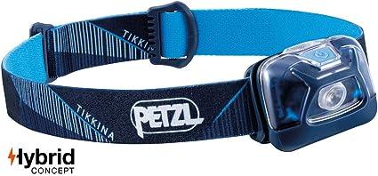 Blue PETZL TIKKINA LED Head Torch