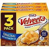Velveeta Shells and Cheese, Original, 12 oz, 3 Pack