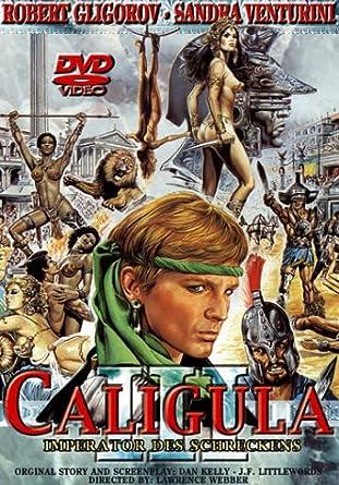 Caligula 3 Imperator Des Schreckens Alemania Dvd