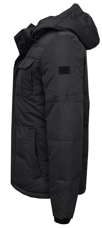 JACK & JONES Flicker Jacket, Abrigo para Hombre: Amazon.es: Ropa y accesorios