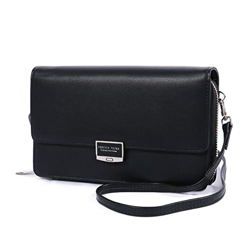 07ae60409692 Small Crossbody Bags Waterproof Shoulder Bag Cell Phone Wallet Purse for  Women