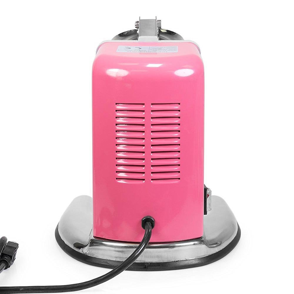 WYZworks Pink Commercial Ice Shaver Dual Blade 143lb/h Crusher Shaved Icee Maker Machine by WYZworks (Image #4)