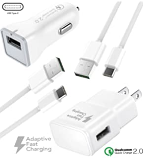 Asus Zenpad Z10 ZT500KL Charger Fast Type-C USB 2.0 Cable Kit by Ixir -