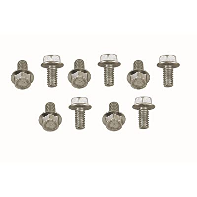 Mr. Gasket Timing Cover Bolts Sb/Bb Chev: Automotive