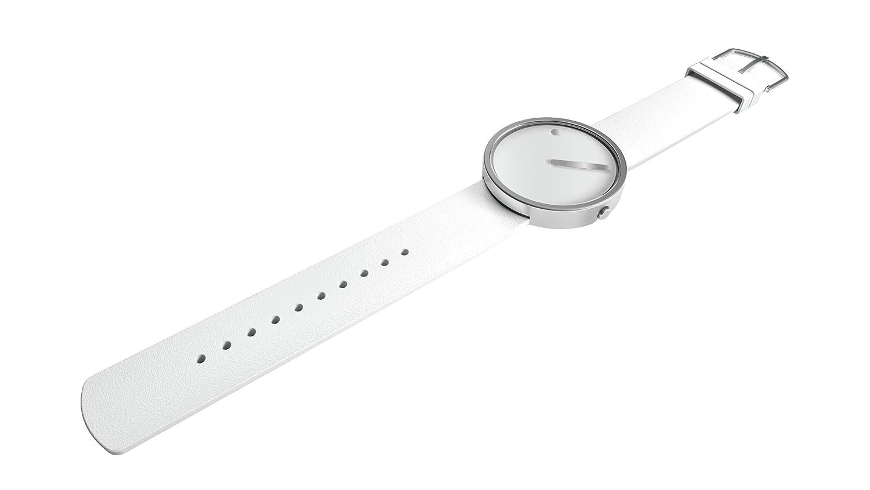 Rosendahl Unisex-Armbanduhr Analog Quarz Silikon 43364