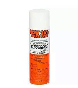 Barbiside 72131 Clippercide Spray- 12 Oz