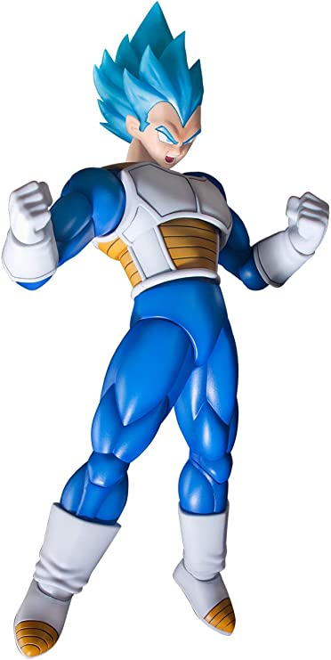 Bandai Figure Rise Super Saiyan God Super Saiyan Vegetto Dragon Ball Super Kit