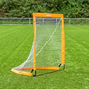 FORZA Flash Pop-Up Lacrosse Goal [4ft x 4ft]   Pop Up Goal for Lacrosse Training & Matches   Indoor/Outdoo