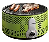 Best indoor barbeque grill - Gourmia GBQ330 Portable Charcoal Electric BBQ Grill Review