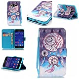 Galaxy Core Prime Case,IVY [Dreamcatcher][3D Visual Effect][Strap Kickstand Case][PU Leather Wallet] For Samsung - Best Reviews Guide
