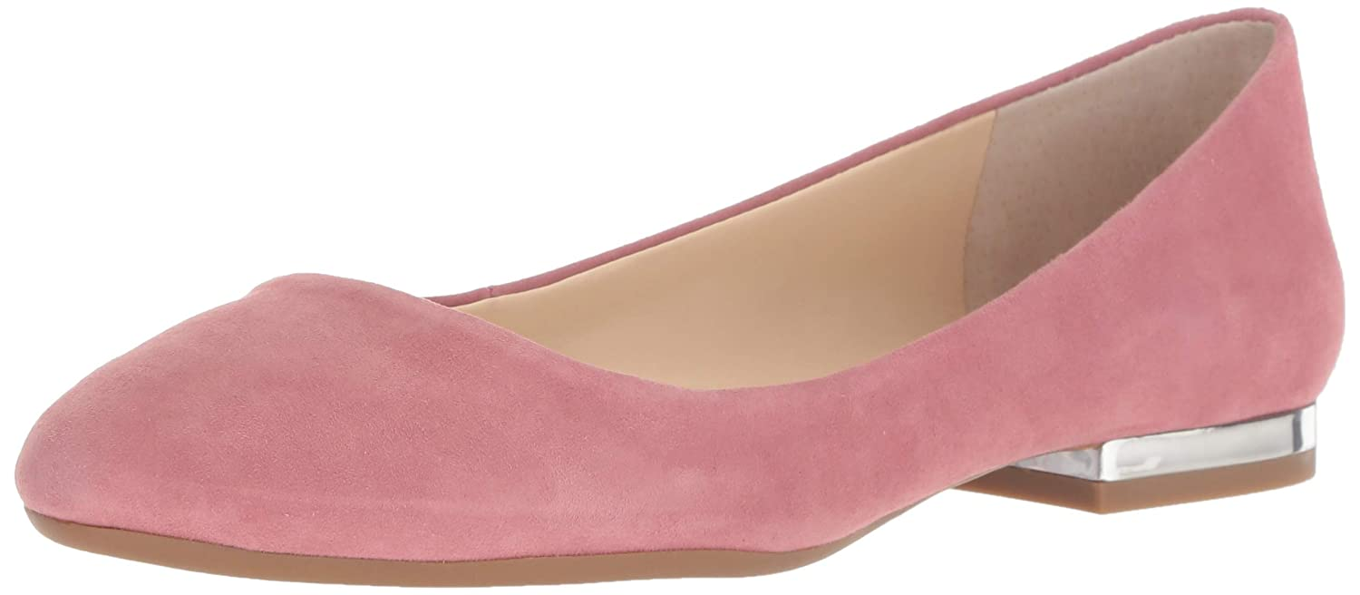 pink Jessica Simpson Women's Ginly Ballet Flat