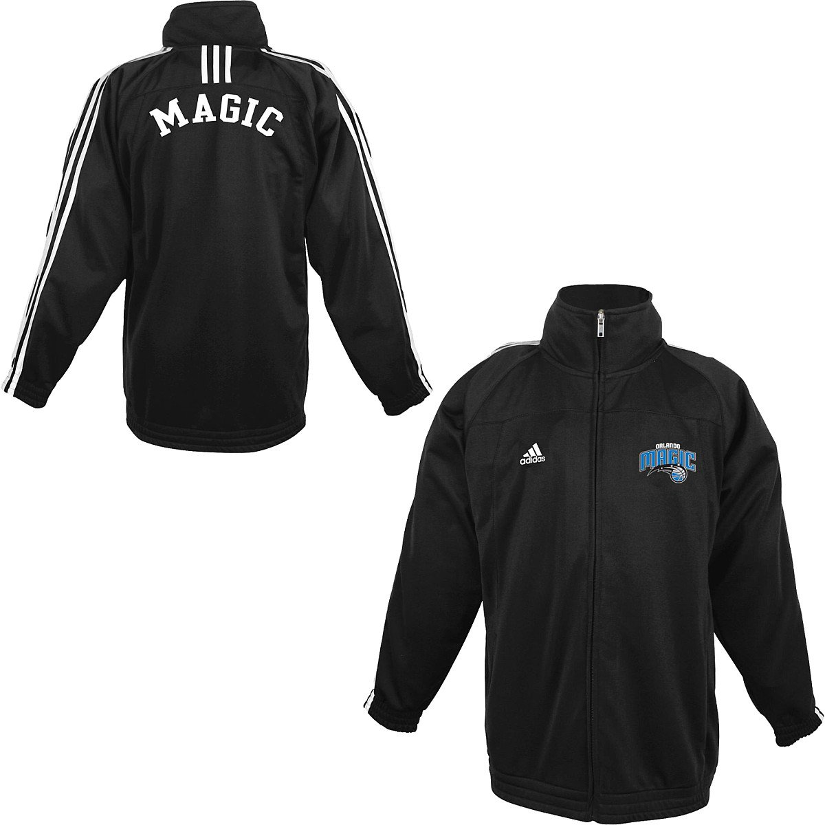 0f7c348f185 Amazon.com  adidas Orlando Magic NBA Basketball Youth Track Jacket ...
