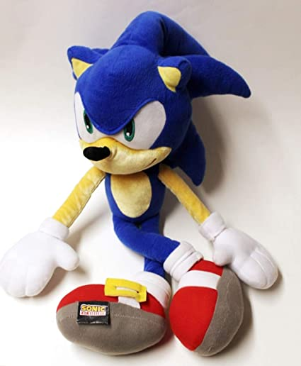 Amazon Com Soinc The Hedgehog 20 Sonic Plush Toys Games