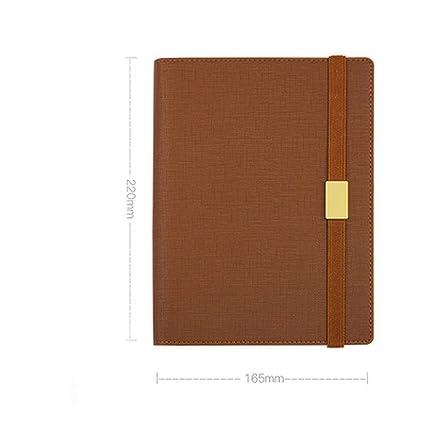 Agenda Bujo de negocios, alta calidad, para reuniones y ...