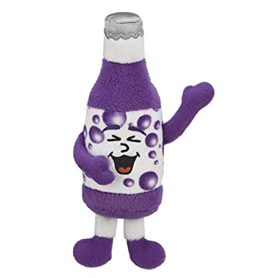 "Whiffer Sniffers Izzy Sodalicious Super Sniffer, Large Food Shaped Plush Scented Grape Soda, 11"": Toys & Games"