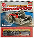 Product picture for Klutz LEGO Crazy Action Contraptions Craft Kit