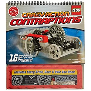 Klutz – Crazy Action Contraptions...