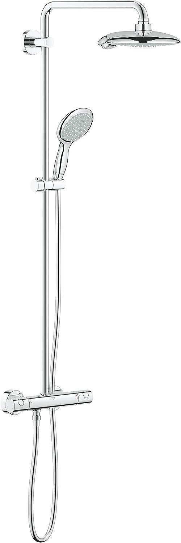 Grohe Euphoria - Sistema de ducha con grifo termostático Ref ...
