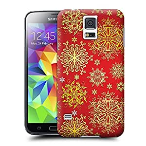 Unique Phone Case Traditional festive pattern Hard Cover for samsung galaxy s5 cases-buythecase