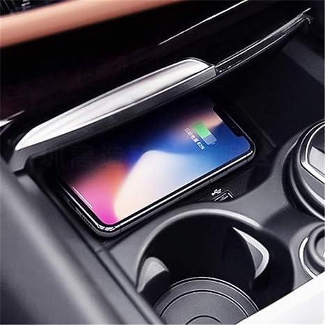 For BMW X1 2017-2019】 Cargador Inalámbrico Para Automóvil ...