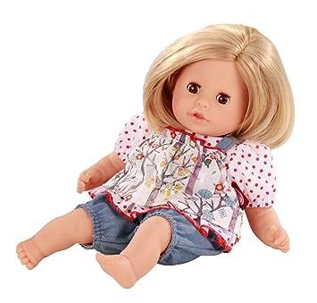 gà tz cosy aquini blonde haare badepuppe mit weichem