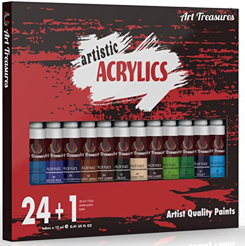 acrylic-paint-set-for-canvas-extra-large-white-tube-and-24-colors-for-crafts-wood-ceramic-glass-clay