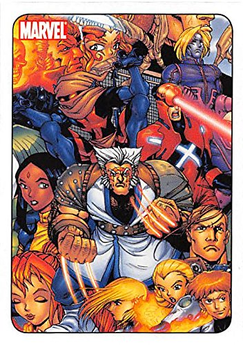 Manga Universe trading card Marvel Comics 70 Years 2010 #65 from Autograph Warehouse