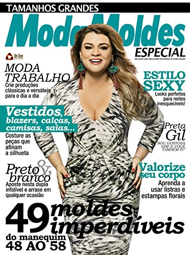 bd7aea521 Moda Moldes Especial 15 (Portuguese Edition) - Kindle edition by On ...