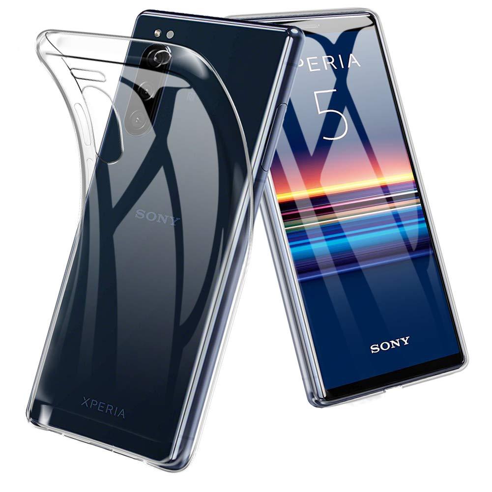 Funda Transparente Para Sony Xperia 5 Topace