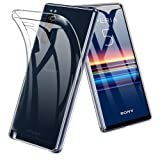 TopACE for Sony Xperia 5 Case, TPU Rubber Gel