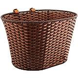 Sunlite Deluxe Rattan Basket w/ Velcro Straps