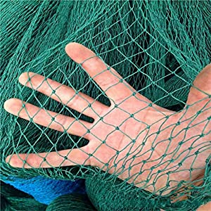 Ez4garden Multi-Purpose PE Plant Trellis Net Heavy-Duty Garden Netting Poultry Breeding Netting Anti-Bird Tennis Court…