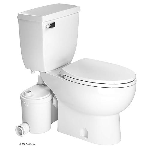 Saniflo SaniBest Pro Toilet