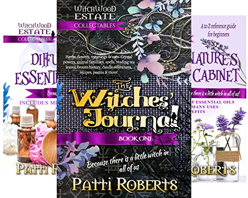 Witchwood Estate Collectables (3 Book Series)