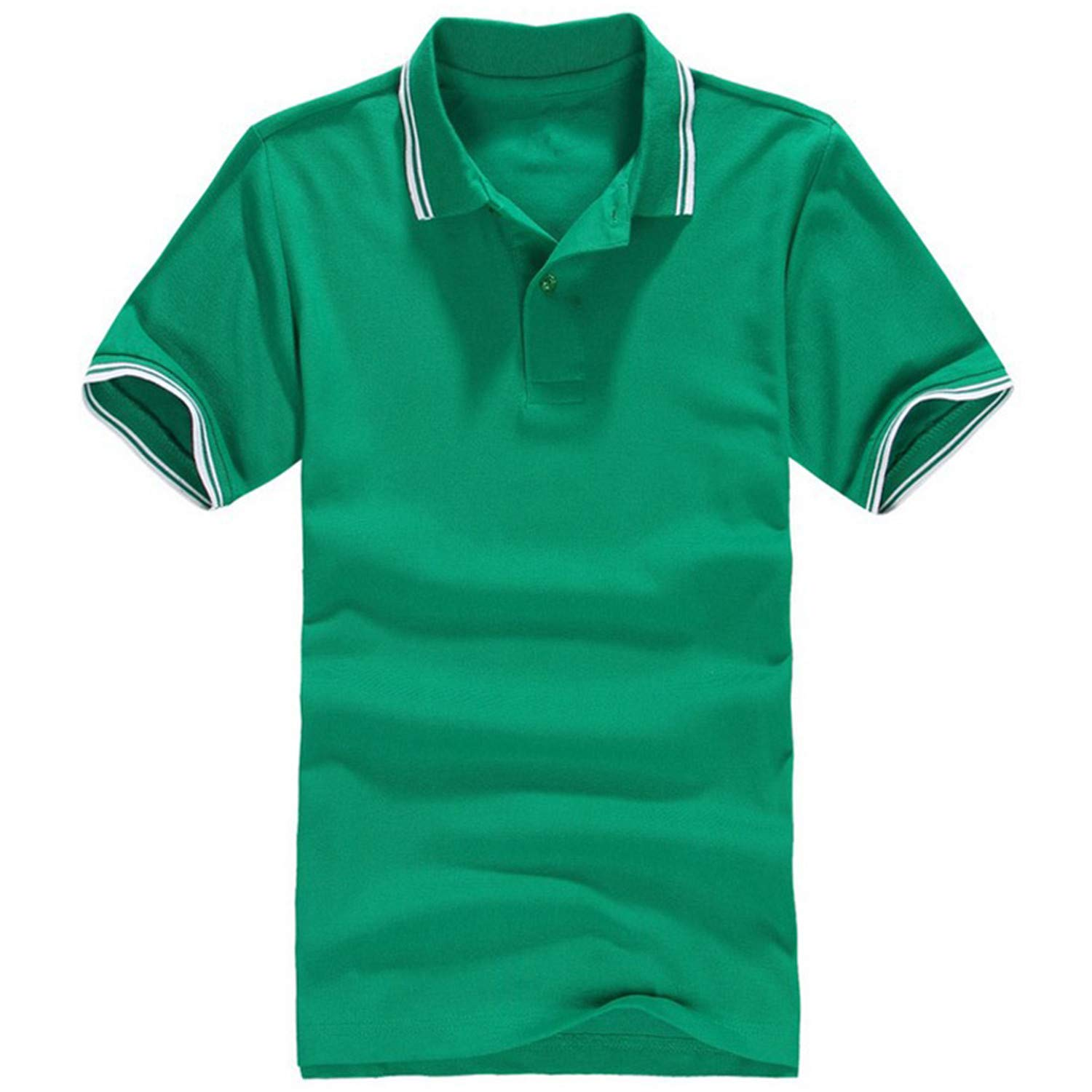 Soybeans Polo Shirt Men Casual Short Sleeve Polo Shirts Big Size 3XL Mens