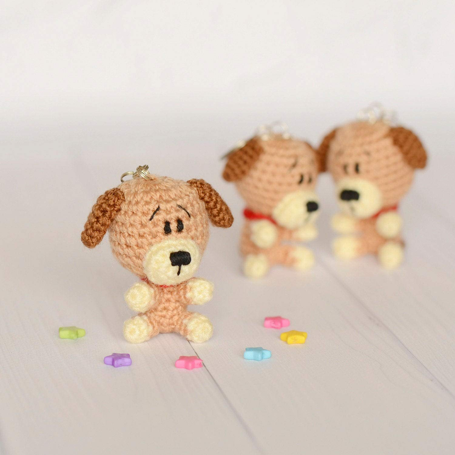 Amigurumi dog cupcake pattern - Amigurumi Today | 1500x1500
